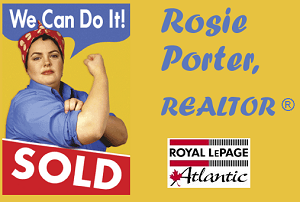 Rosie Porter, Realtor